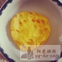 超级松软酥酥的-蛋黄蔓越梅黄油小饼干的做法图解8