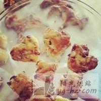 超级松软酥酥的-蛋黄蔓越梅黄油小饼干的做法图解13