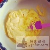 超级松软酥酥的-蛋黄蔓越梅黄油小饼干的做法图解4