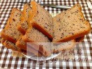 养生紫米红糖面包~柔软法式面包机版的做法