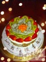 无糖生日蛋糕的做法