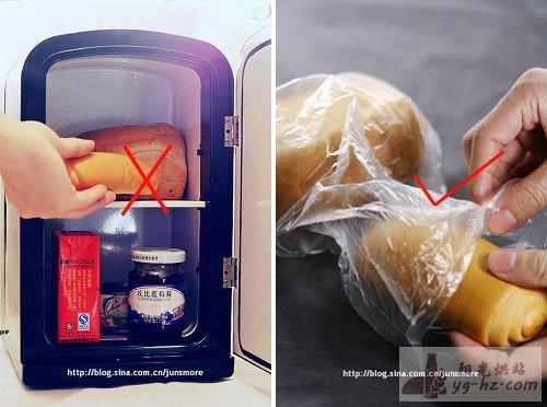 面包,别冷藏!---面包保存方法及保质期详解