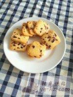 蔓越莓饼干(超级详细步骤图)