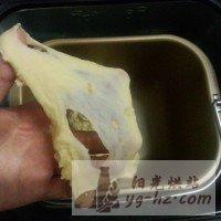 热狗肠面包的做法图解3