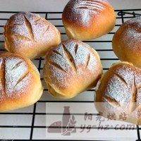 法式牛奶面包的做法图解11