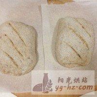 全麦杂粮面包--九阳烤箱试用报告的做法图解8