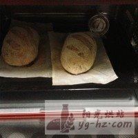 全麦杂粮面包--九阳烤箱试用报告的做法图解9