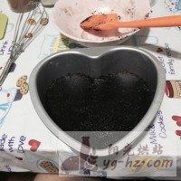 蓝莓冻芝士蛋糕的做法图解4