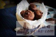 苦甜巧克力核桃果仁杯子磅蛋糕的做法
