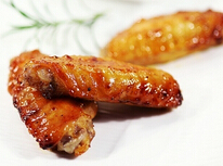 熬一份超美味的秘制酱汁---秘制酱汁烤鸡翅