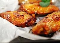 又一道美味的烤翅---浓香烤鸡翅