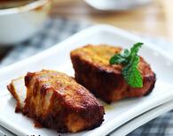 来烤肉吧---甜辣烤里脊肉