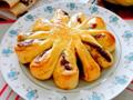 花式豆沙面包