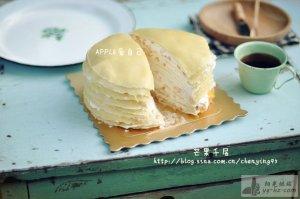 <font color='#339900'>大图详解 传说中的人气甜点 芒果千层蛋糕做法</font>