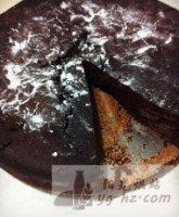 香甜古典巧克力蛋糕的做法