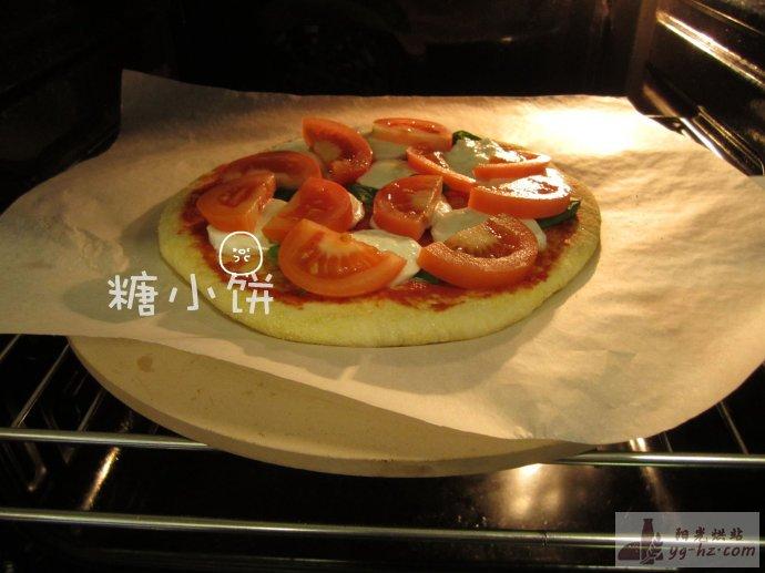 【玛格丽特披萨<wbr>pizza<wbr>Margherita】披萨老祖先