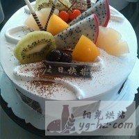 生日蛋糕的制作的做法图解7