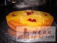 颠倒众生菠萝蛋糕的做法