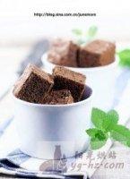 容易成功的分蛋海绵巧克