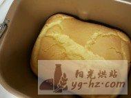 面包机戚风蛋糕的做法