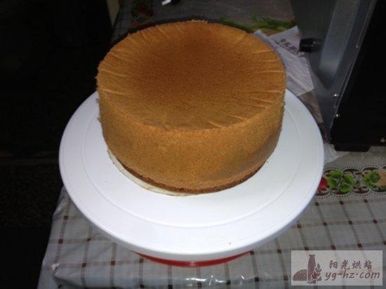 戚风蛋糕详解(8寸、6寸)的做法