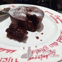 巧克力熔岩蛋糕的做法图解8