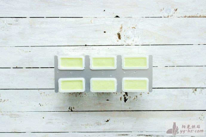 【牛油果冰棍】沁凉清爽的酷暑冰品