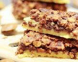 低脂!香酥!---巧克力坚果脆饼