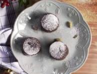 《君之烘焙日记》法式篇第一回---熔岩巧克力蛋糕