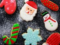 <font color='#990000'>圣诞节最应景儿的饼干---圣诞糖霜饼干(长帝特约食谱)</font>