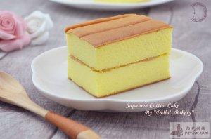 绵密、柔软---日本棉花蛋