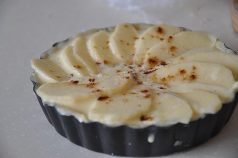 奶酪苹果派的做法 步骤9