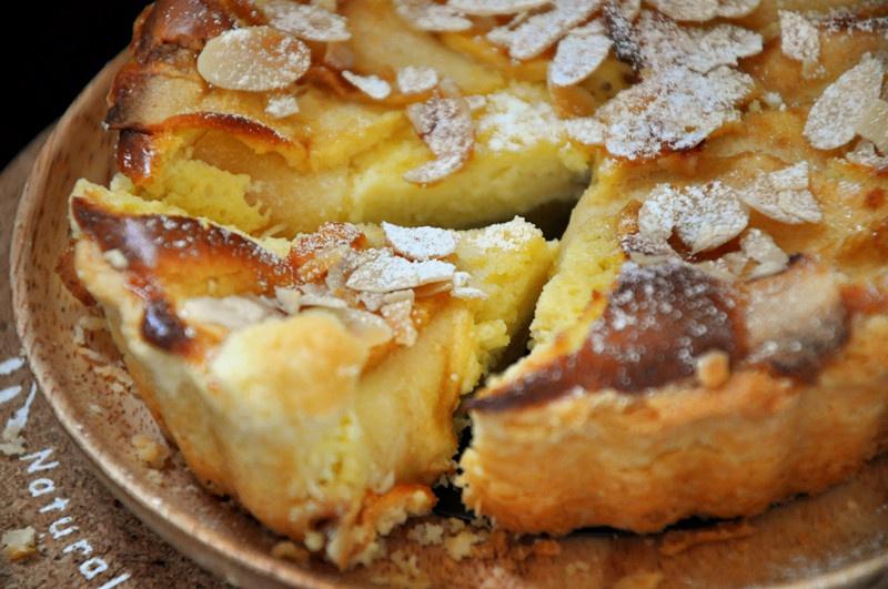 奶酪苹果派的做法 步骤10