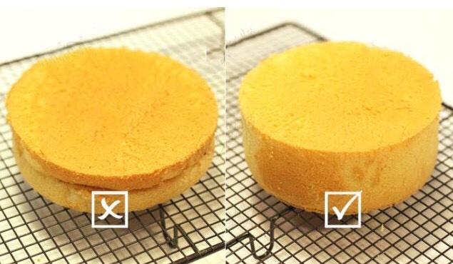 制作戚风蛋糕中常见问题说明,有木有中枪的做法 步骤13