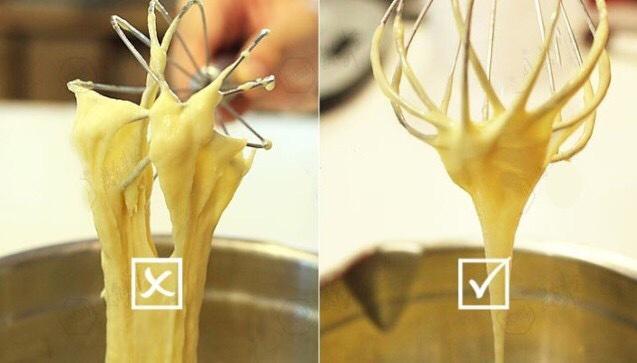 制作戚风蛋糕中常见问题说明,有木有中枪的做法 步骤4