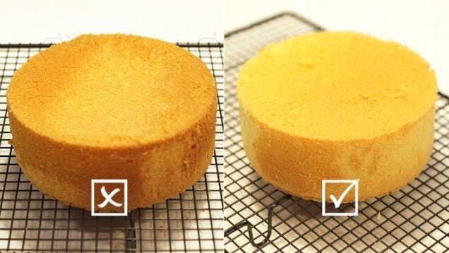 制作戚风蛋糕中常见问题说明,有木有中枪的做法 步骤9