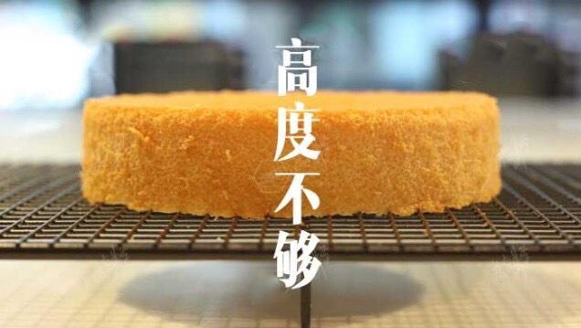 制作戚风蛋糕中常见问题说明,有木有中枪的做法 步骤21