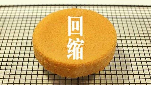 制作戚风蛋糕中常见问题说明,有木有中枪的做法 步骤1