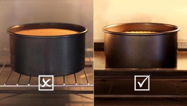 制作戚风蛋糕中常见问题说明,有木有中枪的做法 步骤10