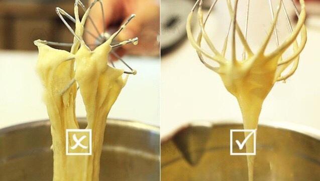 制作戚风蛋糕中常见问题说明,有木有中枪的做法 步骤12
