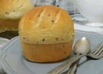 亚麻籽全麦面包