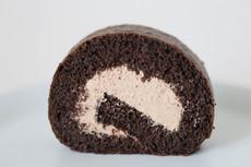 <b>浓郁双巧克力卷</b>