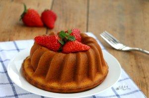 经典美味之猫王磅蛋糕