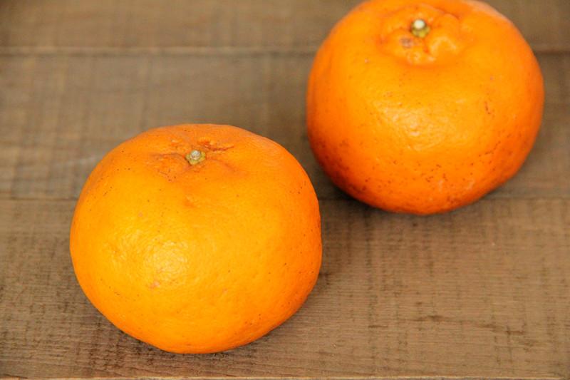 小甜橘舒芙蕾的做法 步骤1