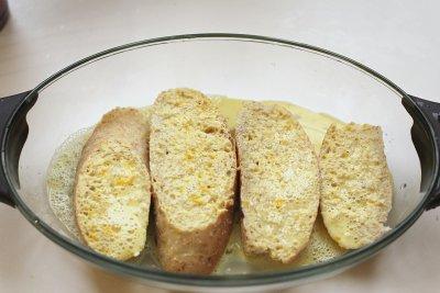 法式煎面包的做法 步骤4