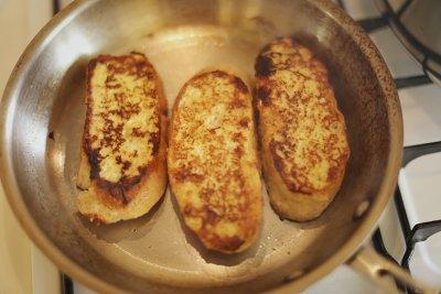 法式煎面包的做法 步骤6