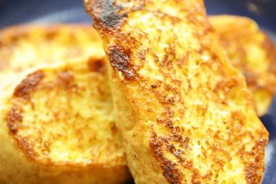 法式煎面包的做法 步骤7