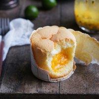 芒果流心杯蛋糕