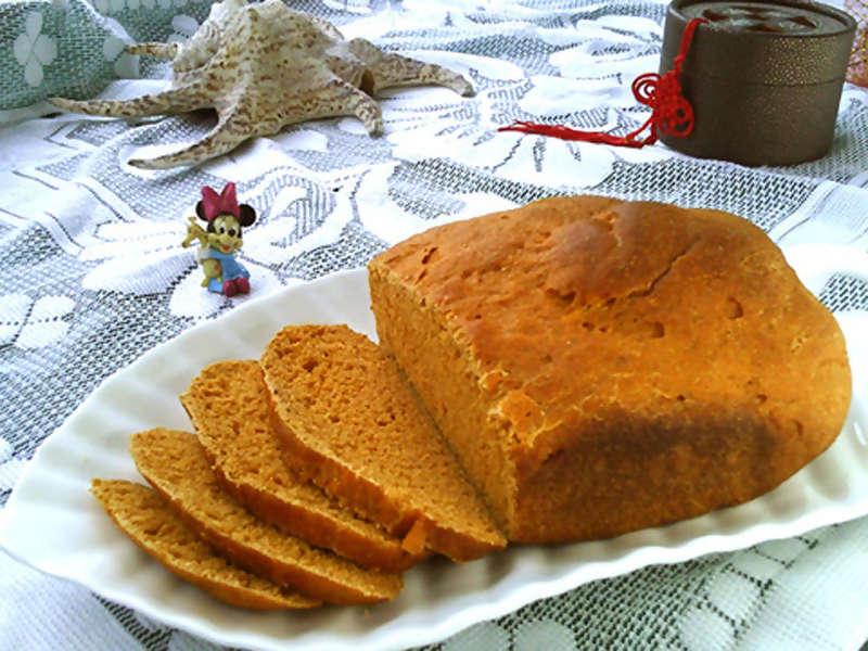 浓香番茄全麦面包的做法