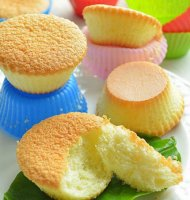 杯子海绵小蛋糕